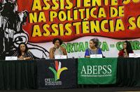 Seminário debate o trabalho de assistentes sociais na política de assistência