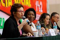 Assistentes sociais fortalecem a defesa da política de assistência