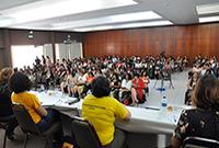 Assistentes sociais de todo o Brasil debatem sobre os desafios da atuação profissional na assistência estudantil