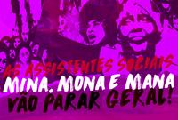 Assistentes sociais vão parar no Dia Internacional das Mulheres!