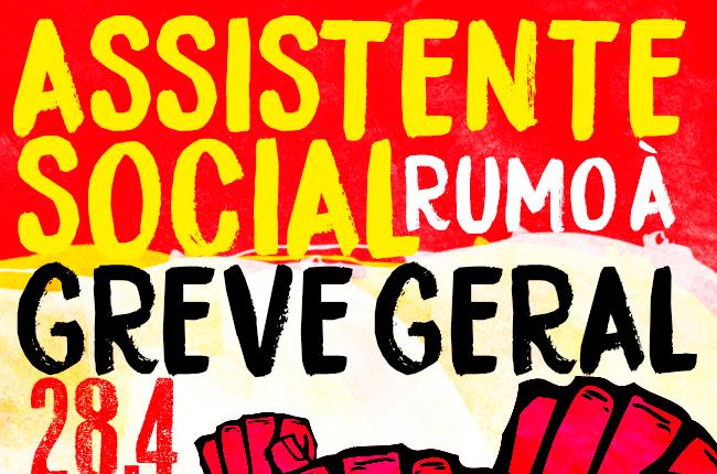 Sexta-feira é dia de greve geral em todo o Brasil!
