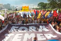 Vandalismo ocorreu dentro Congresso Nacional!