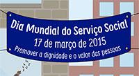 Hoje é o Dia Mundial do Serviço Social