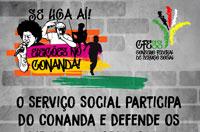 Vêm aí as eleições do Conanda. Sabe por que o Serviço Social participa?