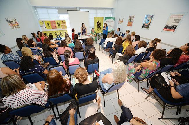 Imagem da primeira edição, realizada em Florianópolis.