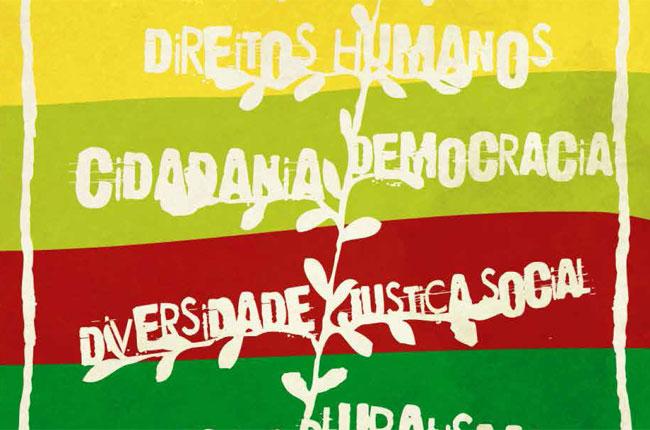 Recorte da arte elaborada para o CFESS Manifesta alusivo aos 20 anos do Código de Ética do/a Assistente Social (Arte: Rafael Werkema)