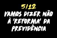 Vídeo convoca categoria a dizer não à 'reforma' da Previdência e a participar da 11ª CNAS