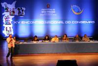 CFESS participa do Encontro Nacional do Congemas