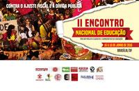 Inscrições abertas para o 2º Encontro Nacional de Educação