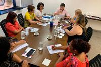 CFESS, CFP e entidades se reúnem com a Associação Brasileira de Municípios