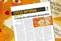 Cédulas do processo eleitoral são enviadas e CRESS divulgam as zonas para votação