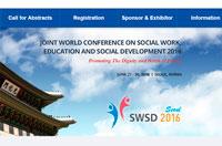 Conferência Mundial de Serviço Social 2016: envio de trabalhos já começou