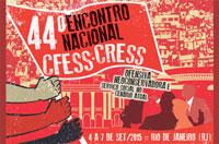 Neoconservadorismo e Serviço Social no cenário atual: começa o 44º Encontro Nacional CFESS-CRESS