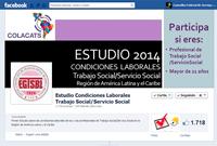 Participe da pesquisa sobre o perfil de assistentes sociais na América Latina e Caribe