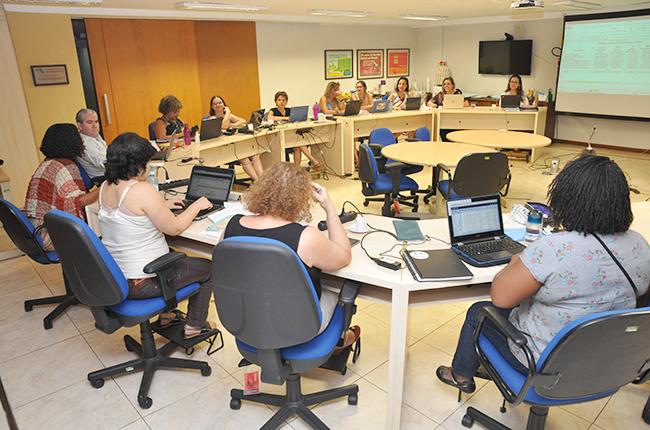 Gestão do CFESS se reuniu para o Conselho Pleno