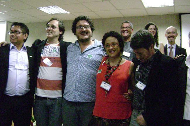 Conselheiros do CFESS tomam posse no CNDC/LGBT