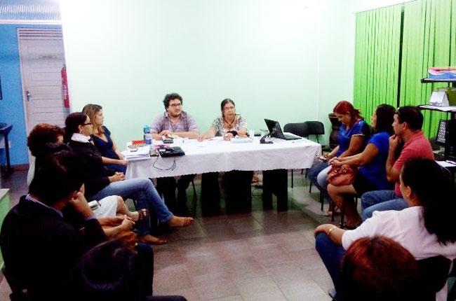 Conselheiros/as do CFESS foram a Belém, para reunião com o CRESS-PA (foto: arquivo/CFESS)