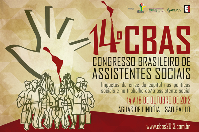 Cartaz do CBAS 2013